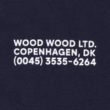Wood Wood Info T-Shirt
