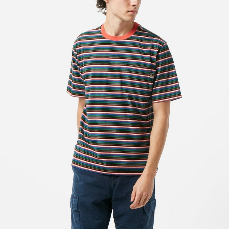Stussy Mini Stripe T-Shirt