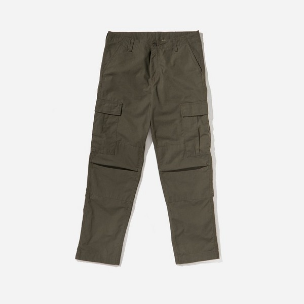 green-carhartt-wip-regular-cargo-pant