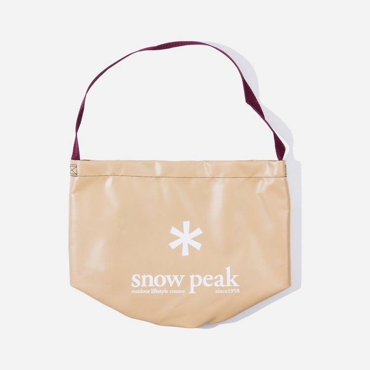 Snow Peak Camping Bucket