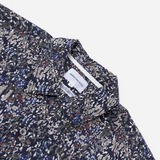 Norse Projects Carsten Liberty Print Short Sleeve Shirt