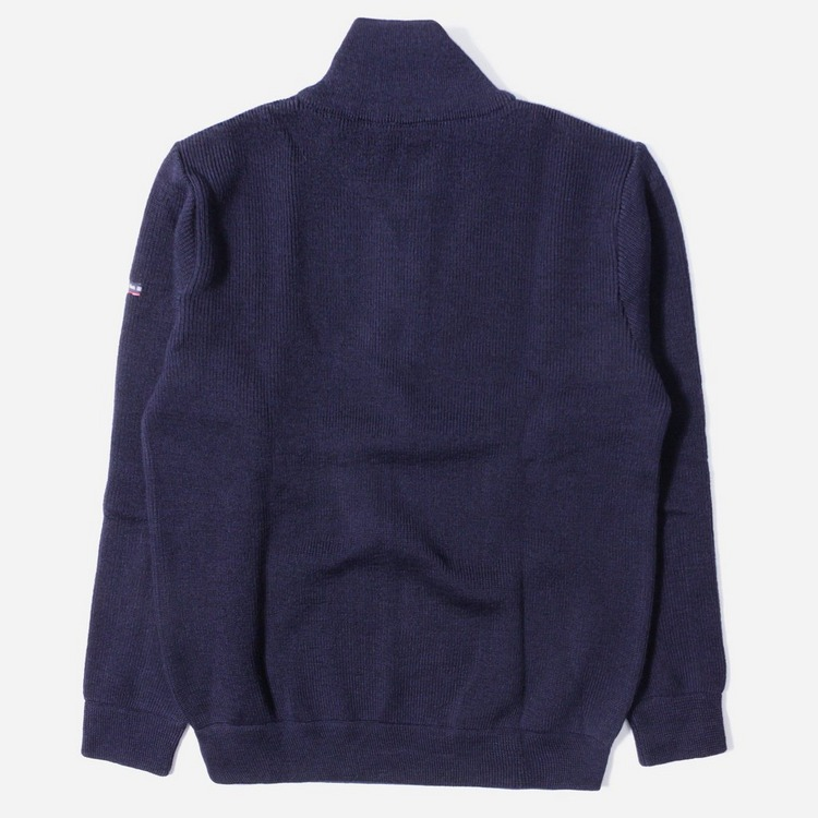 Armor Lux Chateaulin Half Zip Knit