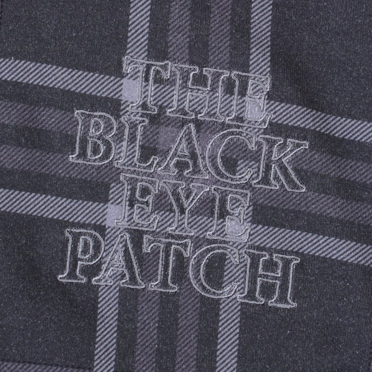 BlackEyePatch Checked Hoodie