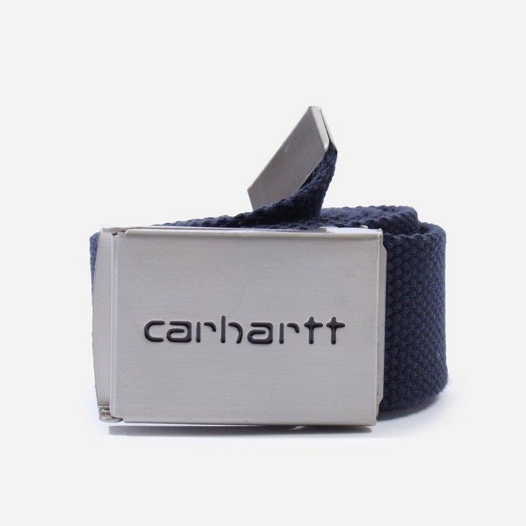 Carhartt WIP Chrome Belt Clip