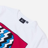 by Parra Dog Tail Static T-Shirt