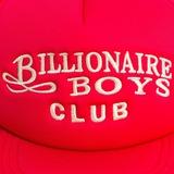 Billionaire Boys Club Embroidered Logo Trucker Cap