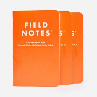 Field Notes Expedition 3 Pack