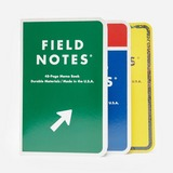 Field Notes Mile 3 Pack