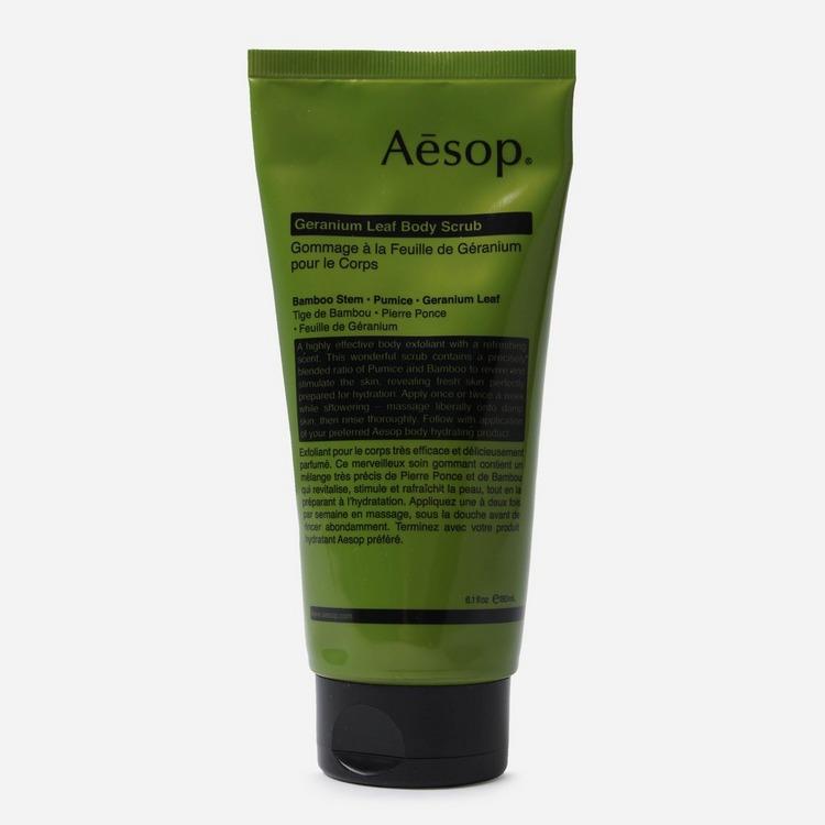 Aesop Geranium Leaf Body Scrub 180ml