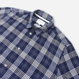 Norse Projects Han 50/50 Check Shirt