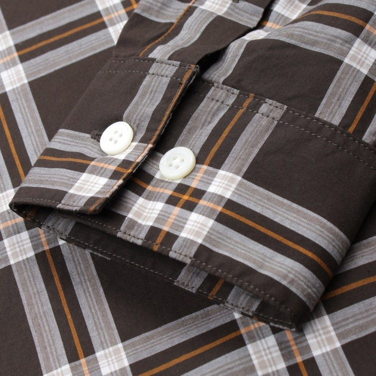 Norse Projects Hans Light Check Shirt