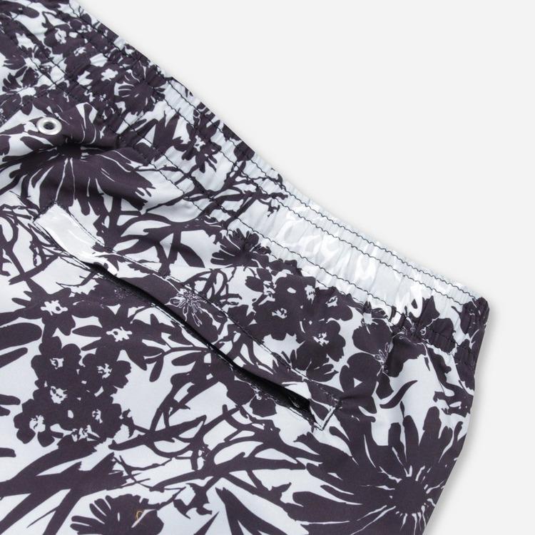 Norse Projects Hauge Flower Print Swim Shorts