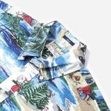 Reyn Spooner Hawaiian Christmas Classic Pullover Shirt