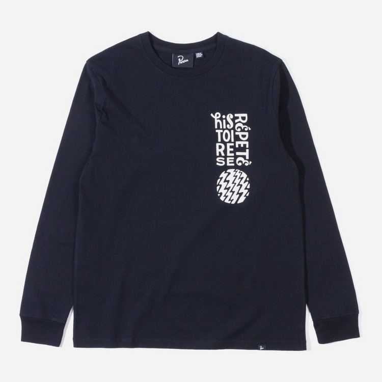 by Parra Histoire Long Sleeved T-Shirt