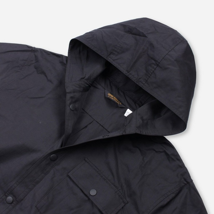 Uniform Bridge Hooded Shirt Jacket