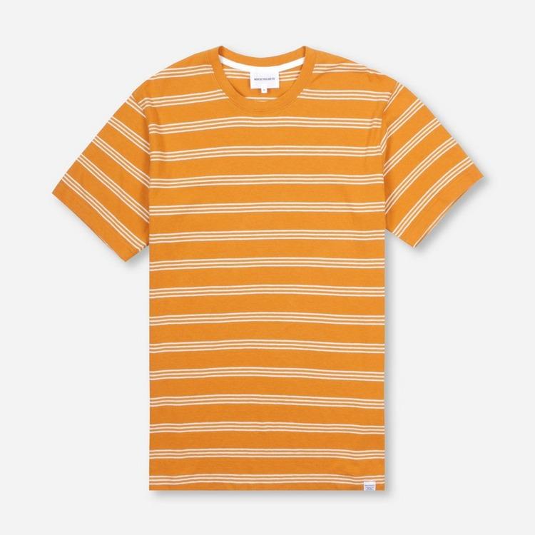 Norse Projects Johannes Cotton Linen T-Shirt