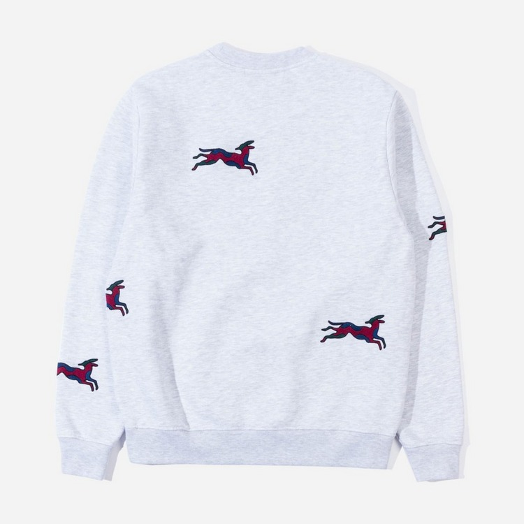 by Parra Jumping Fox Sweatshirt