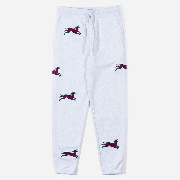by Parra Jumping Fox Sweatpants