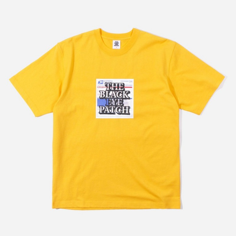 BlackEyePatch Label T-Shirt