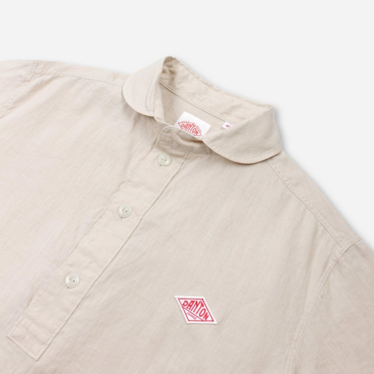 Danton Linen Cloth Shirt