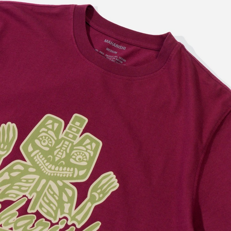 Maharishi MahaStore Organic T-Shirt
