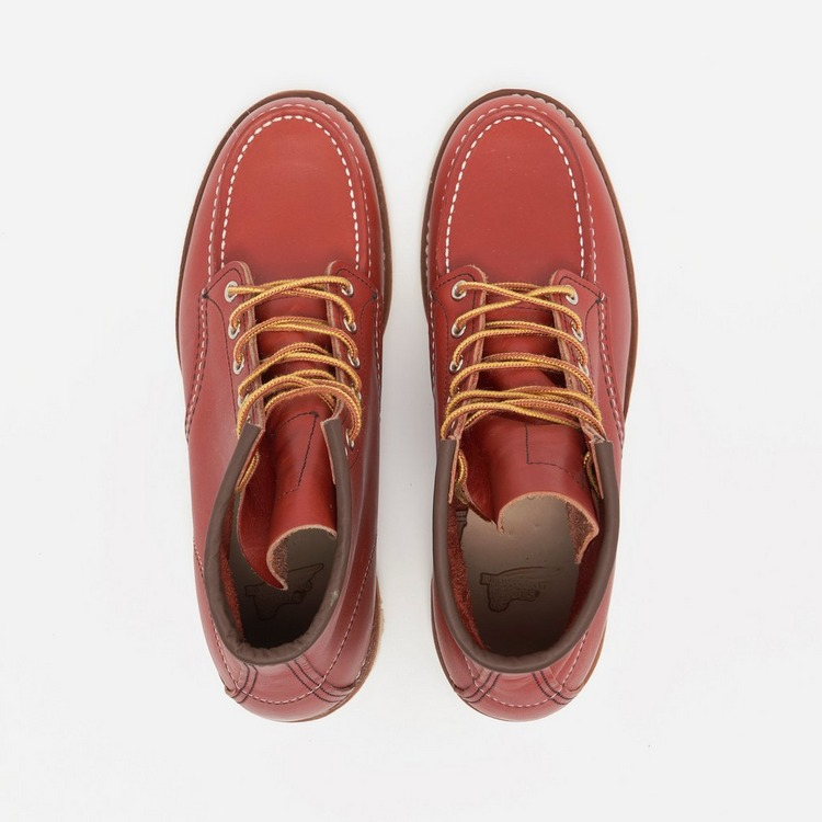 "Red Wing 6"" Moc Toe Boot"