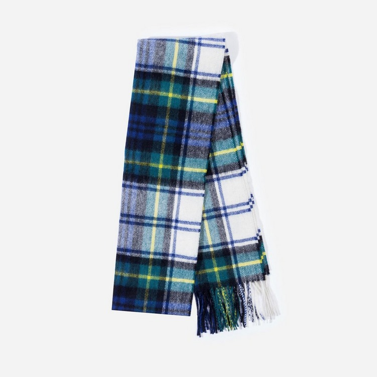 Barbour Check Scarf