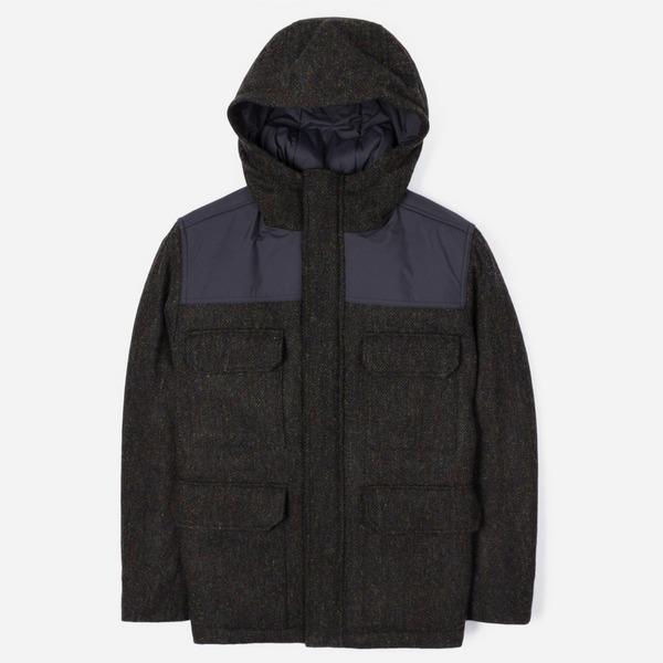 Norse Projects Nunk Harris Tweed Jacket