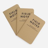 Field Notes OG Ruled 3 Pack Memo