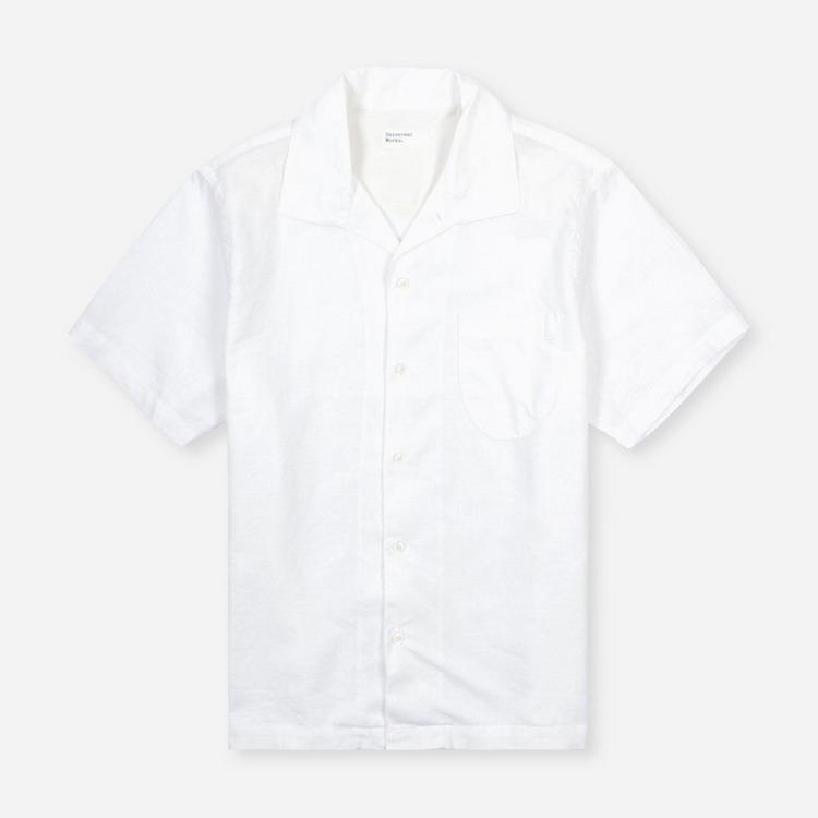 Universal Works Open Collar Shirt