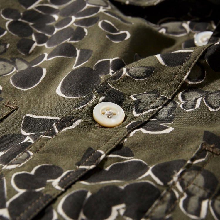 Norse Projects Oscar Print Shirt