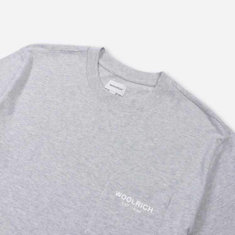 Woolrich Pocket T-Shirt