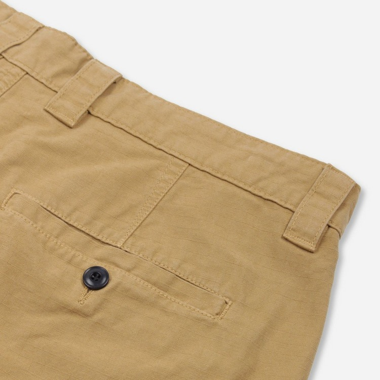 Albam Ripstop Pleated Trousers