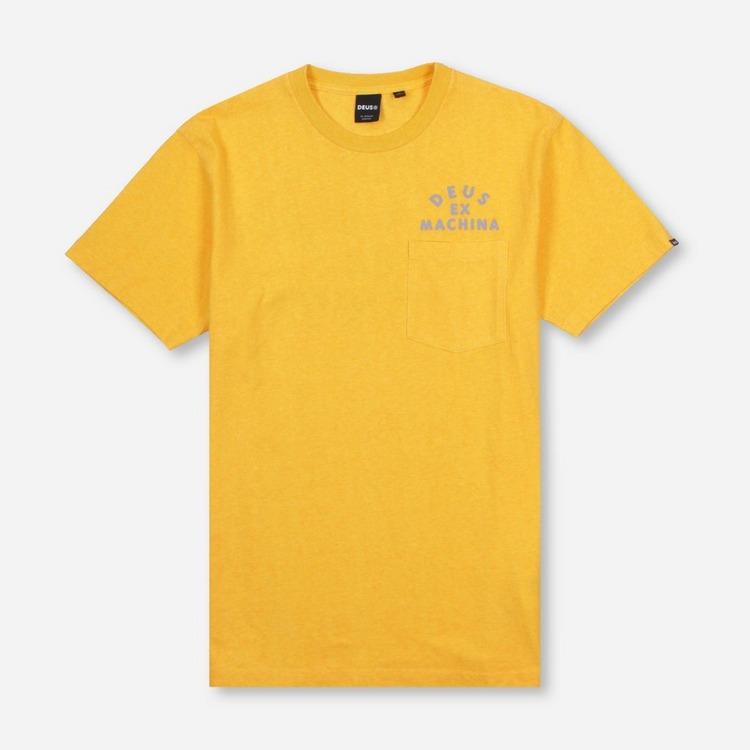 Deus Ex Machina Roller Camperdown Address T-Shirt