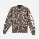 AAPE By A Bathing Ape Reversible MA1 Jacket