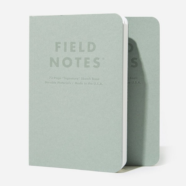 Field Notes Plain 2 Pack