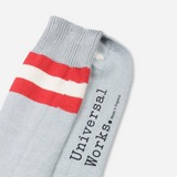Universal Works Sport Stripe Socks