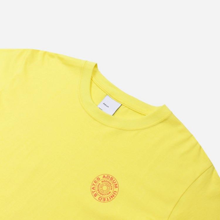 Adsum Stamp T-Shirt