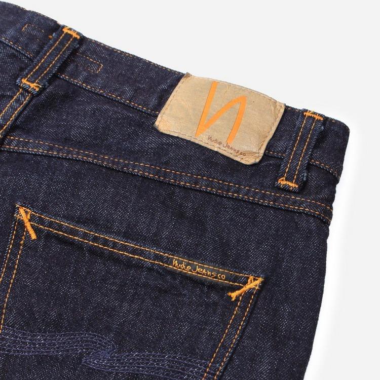 Nudie Jeans Co. Steady Eddie II Rinsed Jeans