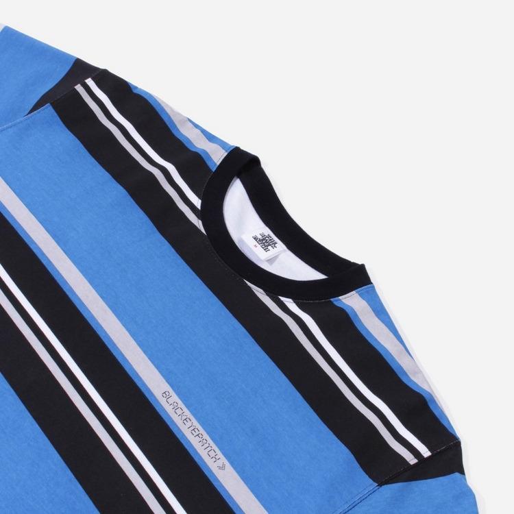 BlackEyePatch Striped T-Shirt