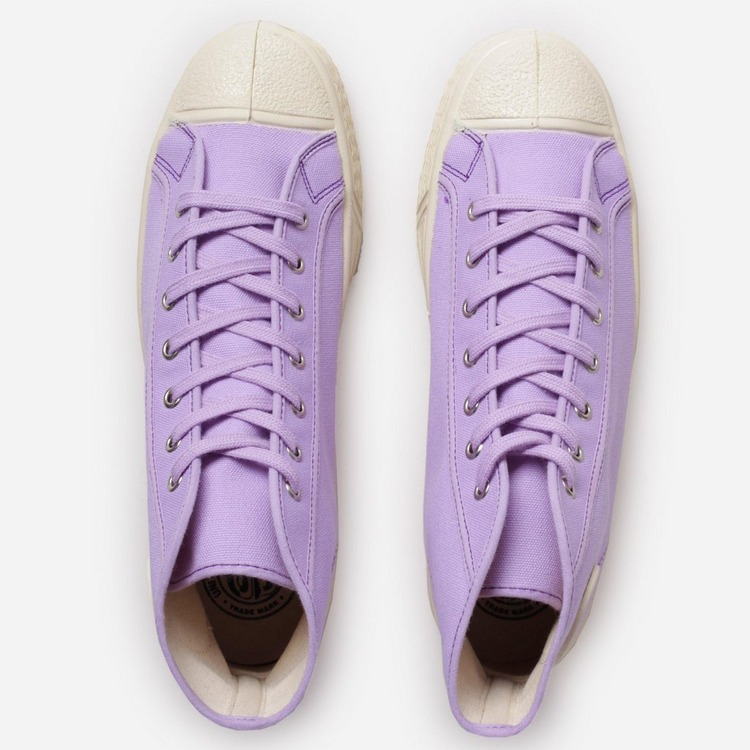 US Rubber Company 106 Summer High Top