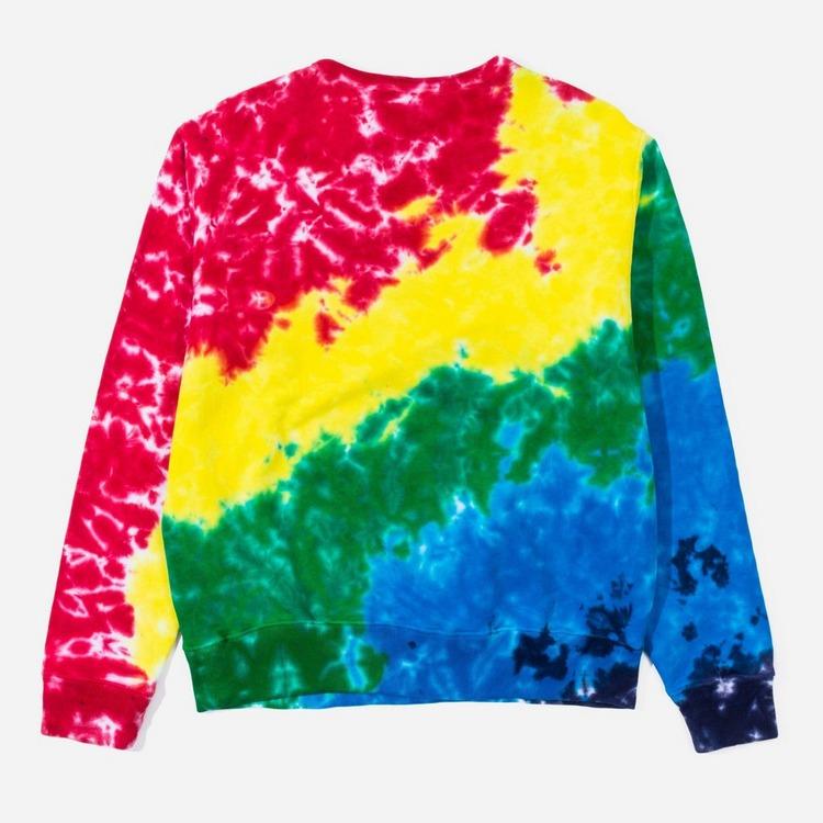 Polo Ralph Lauren Tie Dye Crewneck Sweatshirt