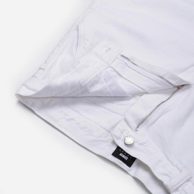 Edwin UNIVERSE CROP PANTS