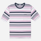 Tres Bien Volume Stripe T-Shirt