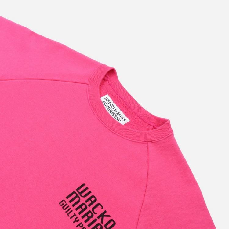 Wacko Maria Washed Heavyweight Sweatshirt