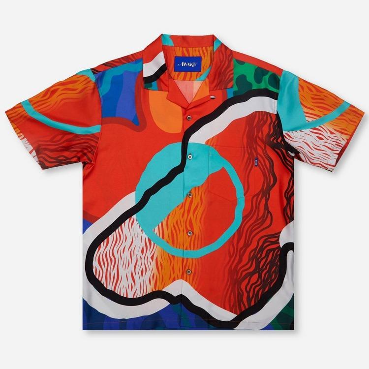 Awake NY x Sam Friedman Silk Shirt