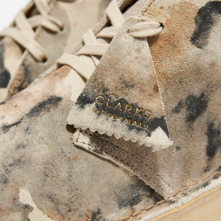 Clarks Originals Desert Coal Camo