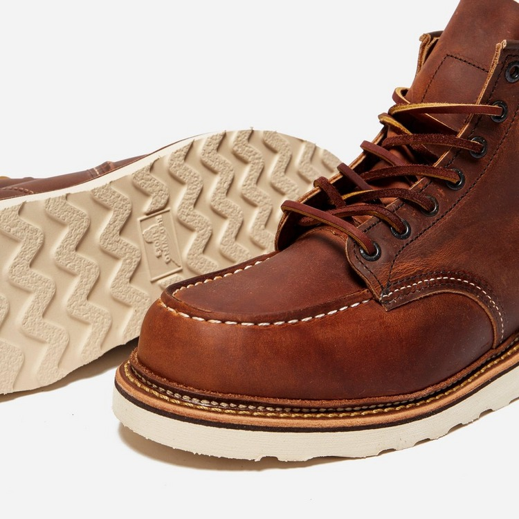 Red Wing 1907 6'' Moc Toe Boot