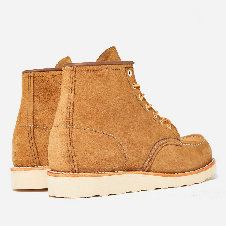 """Red Wing 6"""" Moc Toe Boot"""