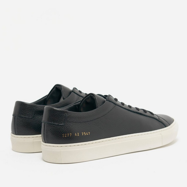 Common Projects Achilles Low Pebbled